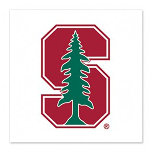 - NCAA Stanford Cardinal 4-Pack Temporary Tattoos