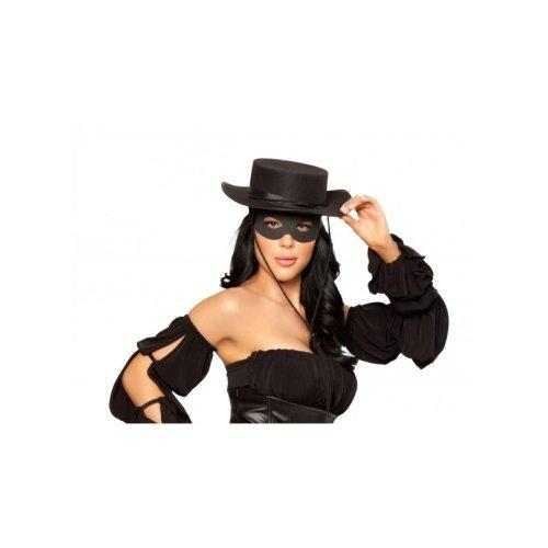 Zorro Costume Accessories (Adult Zorro Hat)