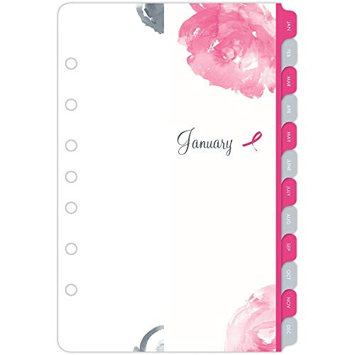 Day-Timer 2020 Weekly Planner Refill, Two Pages Per Week, 5-1/2
