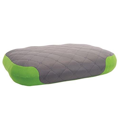 Sea to Summit Aeros Premium Deluxe Pillow (Regular/Green) (Discontinued) (Sea To Summit Aeros Premium Deluxe Pillow)