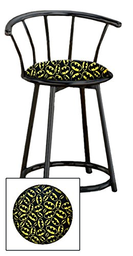 Magnificent Amazon Com Custom Arcade Gaming Stool In A Black Metal Creativecarmelina Interior Chair Design Creativecarmelinacom