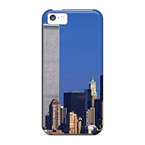 Pretty Iphone 5c Case Cover/ Wtc Series High Quality Case