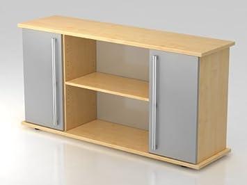 La Credenza Uk : Credenza sb2t nu maple silver: amazon.co.uk: office products