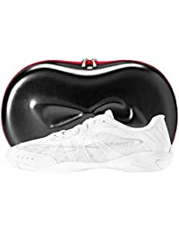 Vengeance Cheer Shoe | Competition & Varsity Cheer Gear | Adult & Youth Cheerleading Uniform Shoes | Cheerleader Supplies | Nfinity Signature Bubble Laces | White