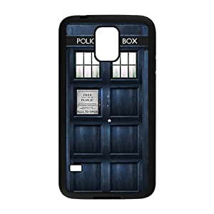Happy Doctor who Phone Case for Samsung Galaxy S5