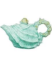 Blue Sky Ceramic Dolphin Teapot