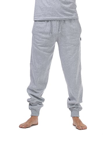 Pro Club Men's Jogger Fleece Long Pants, 3X-Large, Heather G