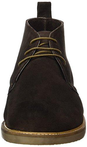 Cordones Para Chocolat Braun Derby Tyl marron Kickers De Tyl Derby Zapatos e5f5a1