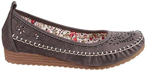 Summer Foster And On Marrn Slip ladies Shoes Neptune Womens Fleet pUxZa