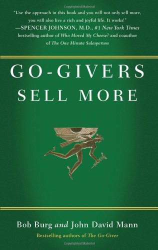 With their national bestseller The Go-Giver, Bob Burg and John David Mann took the business world by storm, showing that giving is the most fulfilling and effective path to success. That simple, profound story has inspired hundreds of thousands of re...