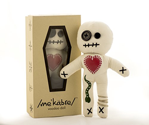 Mekabre Loa Voodoo Doll Complete product image
