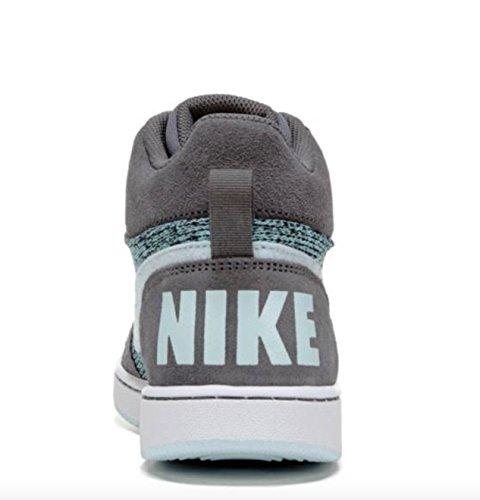 polarized Enfant Borough Se Grey Kinder Sneakers Nike Mixte Multicolore dark Blue Basses gs Court glacier Mid FS1Tq