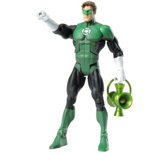 DC Universe Classics 75 Years of Super Power Exclusive Action Figure Grün Lantern Includes Collector Button by DC Comics