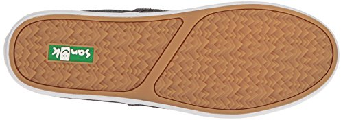 Men's Sanuk Black Shoe Guide TX White 0qqd1
