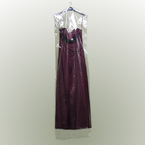 Buy dry cleaning poly garment bags clear 72\
