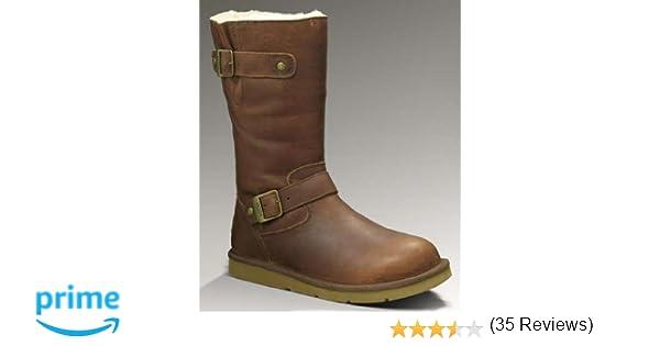 amazon com ugg australia s kensington boots chocolate size