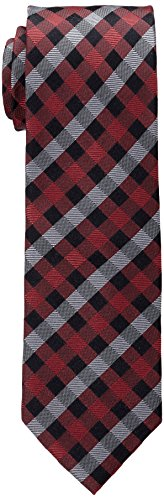 Rot Bugatti Necktie Men's Red Necktie Red Bugatti Men's X0rwrqd