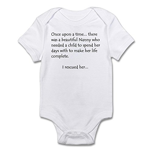 CafePress Infant Creeper Bodysuit Romper