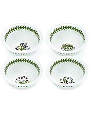 Portmeirion Botanic Garden Round Dish, Mini, Set of 4