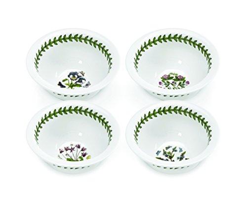 Portmeirion 749151468436 Botanical Garden Round Dish, Multicolor