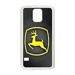 DIY Printed John deere logo cover case For Samsung Galaxy S5 BM7299763