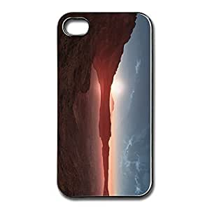 Emotion 3D Lake Safe Slide Tpu Iphone 5 Shell