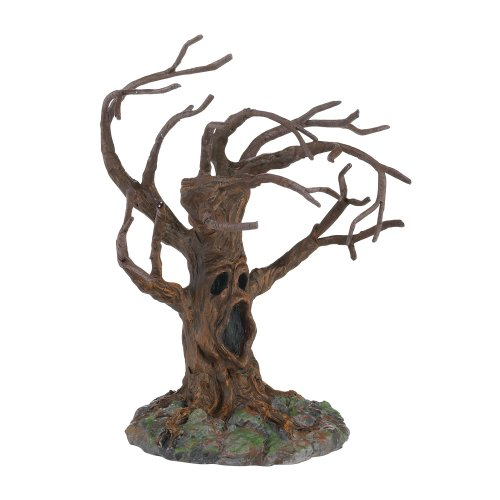 Department 56 Accessories for Villages Halloween Stormy Night Tree Accessory Figurine, 50.51 inch ()