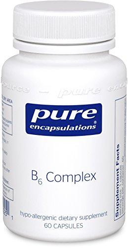 Pure Encapsulations Hypoallergenic Enhanced Capsules
