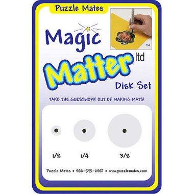 Magic Matter Disk Set (2 pack)