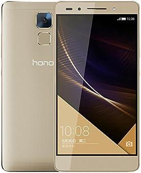 Huawei Honor 7 PLK-AL10 64GB Hisilicon Kirin 935 2.2GHz Octa Core ...