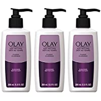 3 Pack Olay Age Defying Classic Facial Cleanser 6.8 Fl Oz