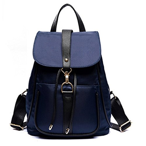 HNYEVE HB1200035C2 Fashionable Oxford Korean Style Women's Handbag,Vertical Section Square Soft Surface