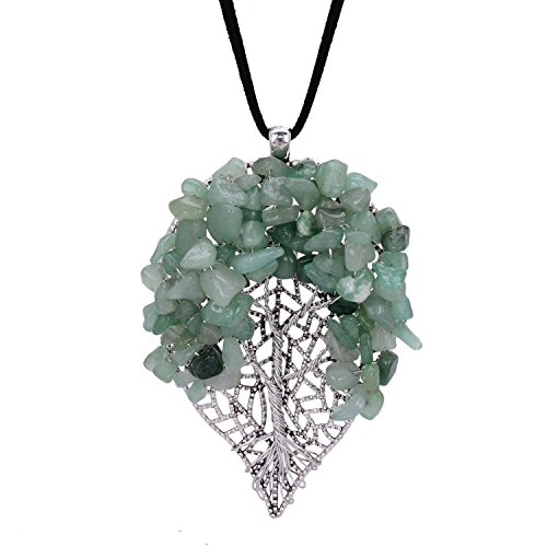 Necklace Silver plated Crystal Pendant MothersDay