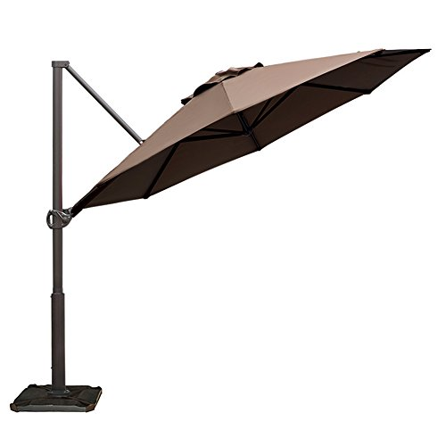 patio umbrella with base buyer's guide for 2018