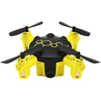 Goolsky FQ777 FQ04 2.4G 4CH 6-axis Gyro Mini Pocket RC Drone with 0.3MP Camera RTF Quadcopter