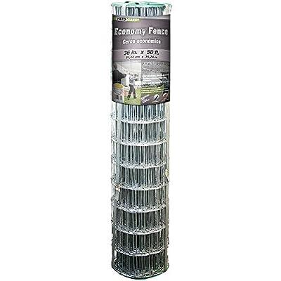 YARDGARD. 308361B 36 inch 50 foot 16 Gauge Welded Wire Economy Fence