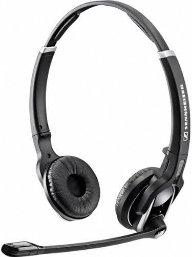 SENNHEISER 504439 DW30 PHONE DECT HEADSET Headsets Microphones  Headphones /& Headsets