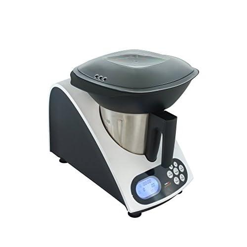 Superchef Cookmix Robot De Cuisine Cook Mix Va 1500 Avec 11