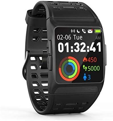 Wee'Plug Explorer III Red - Reloj Inteligente GPS para Adulto, Unisex, Rojo, único