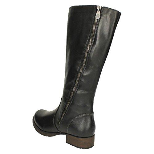Rieker Z9581-00 Boots Black Black 46d1EtJgng