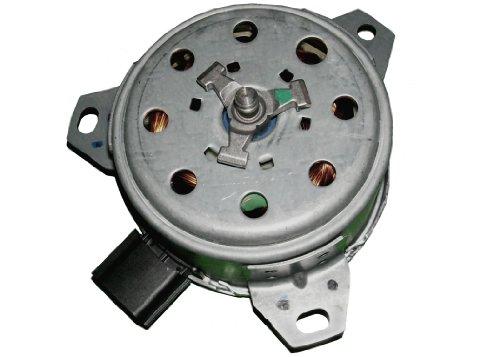 ACDelco 15-81141 GM Original Equipment Driver Side Engine Cooling Fan Motor (Side Motor Cooling Fan Radiator)