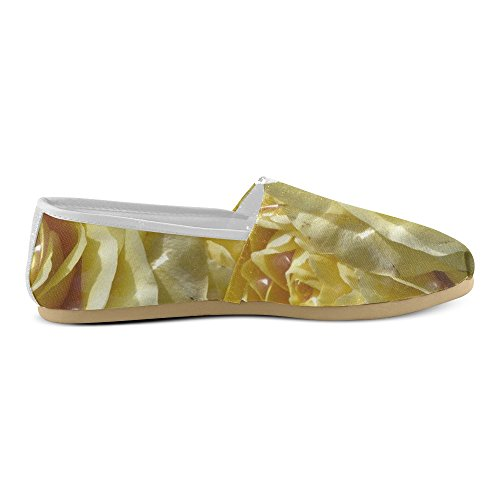 Yellow Roses Casual Shoes Loafers For Women (004) best