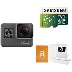GoPro HERO5 Black w/ 64GB SD Card and $35 Amazon Gift Card