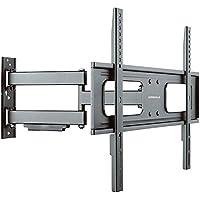 Full Motion Tilt & Swivel TV Wall Mount 37-70 TVs LED/LCD/Curved TVs TVs- Holds Up to 110 lbs
