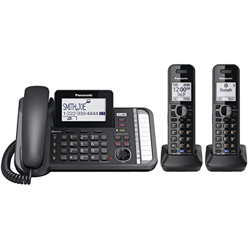Panasonic 2Line CordedCordless Phone