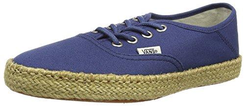 Esp Blue Scarpe Donna da Authentic Ginnastica Ensign Blu Basse Vans SqUFwnf