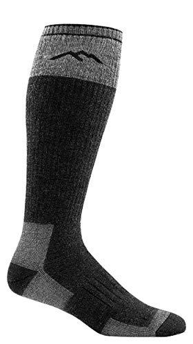 Darn Tough Hunter Over The Calf Extra Cushion Sock - Men's Charcoal Medium