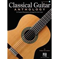 Classical Guitar Anthology: Classical Masterpieces Arranged for Solo Guitar
