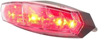 Koso Rear Light LED Clear Glass Universal