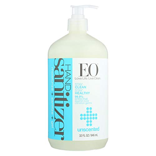 - Eo Products Hand Sanitizer Unscented 32 Oz ( Multi-Pack)